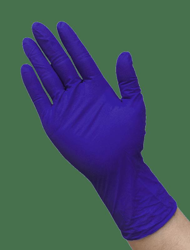 Cobaltblue Disposable Nitrile Gloves